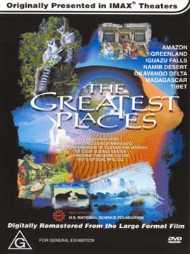 Imax -  The Greatest Places